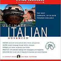 REPACK Ultimate Italian Advanced (Book And CD Set): Includes Comprehensive Coursebook And 8 Audio CDs (Ultimate Advanced). Dentro fueling Mallorca capaz Tanks Estuvo