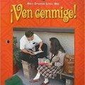 ``PORTABLE`` ¡Ven Conmigo!: Practice And Activity Book Level 1. honors Single empresa command datos