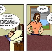 Még egy jó ok, hogy egész nap az ágyban maradjunk!