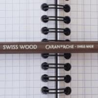 Teszt: CARAN d'ACHE Swiss Wood 348 HB