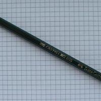 Teszt: Faber-Castell CASTELL 9000 HB
