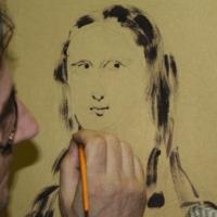 Mona Lisa aranpapíron
