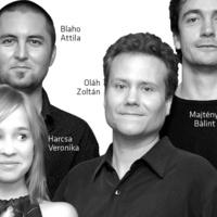 Harcsa Veronika Quartet / Blaho Attila / zongora