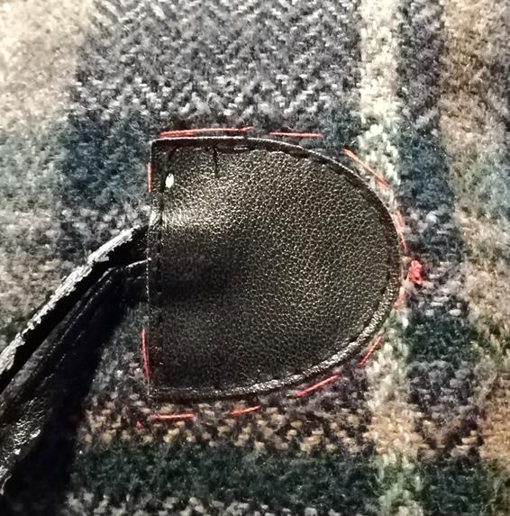 Megmentem a kabátom brandenburgi gombolás gomblyuk