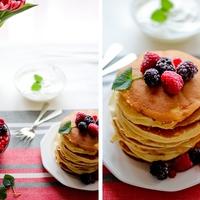 pancake, ahogy mi szeretjük