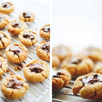 Mogyoróvajas cookies