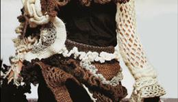 Szabadhorgolás - avagy freeform crochet