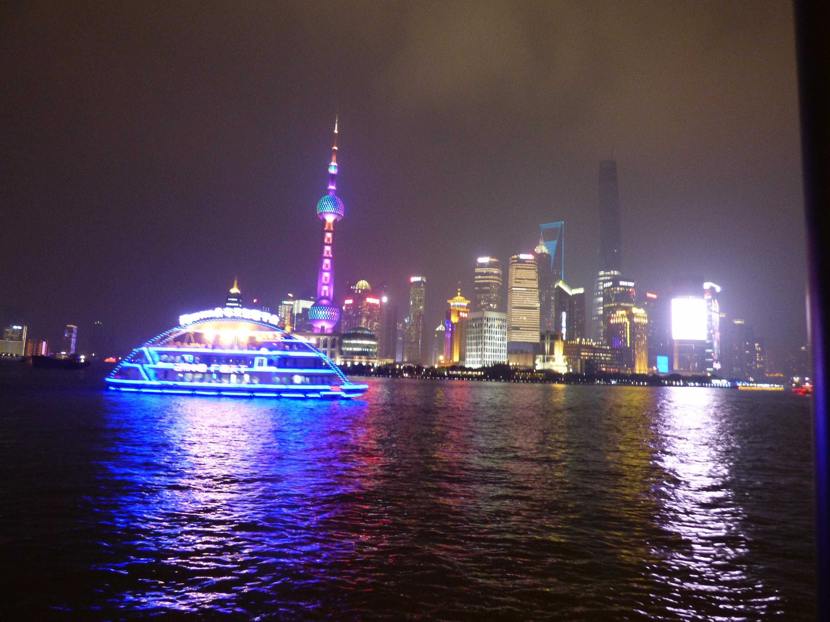 7e1fda5458 Egy kis Kína - Shanghai - Gömbszörppel a világ körül
