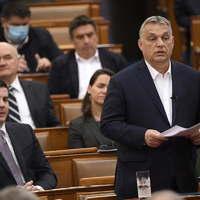 Orbán Viktor 4 szóra az örökkévalóságtól