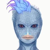 Corey a Gaiam TV-n – Az első képek a Kék Avianokról és a Gömb lényekről