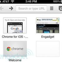 A Google Chrome iOS-en is gyorsabb lett