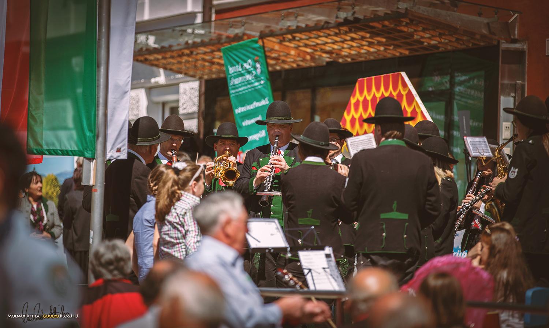 Frühjahrsputz-Abschlussfest<br />Murau - Raffaltplatz