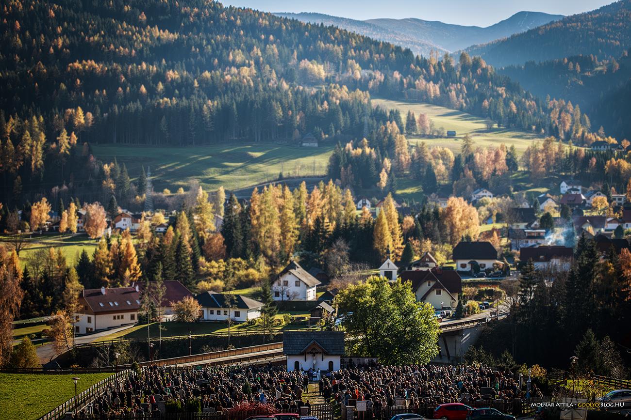 Austria / Steiermark / St. Georgen am Kreischberg