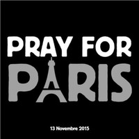 P, mint #PrayForParis