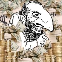 13+1 pusztító hazugság 7. A zsidók mohósága hajtja a kapitalista világot