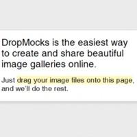 in memoriam Dropmocks