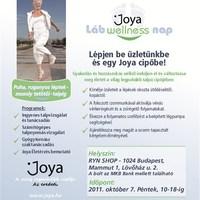 Joya Láb Wellness Nap - Mammut 2011.10.07.