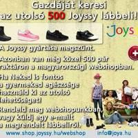 Hamarosan megszűnik a Joyssy gyártása
