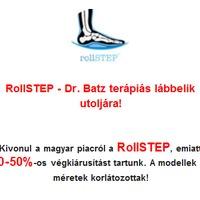 RollSTEP - egy hazai márka vége