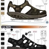 Exkluzív fotók: 2011-es RYN szandál koncepciók