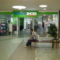 Látogatás az Active Shoes boltban a Mammutban