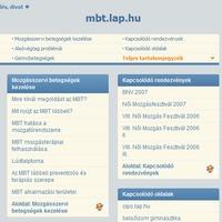 MBT a Startlapon