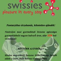Őszi akciók - Swissies
