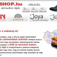 Megnyitotta virtuális kapuit Magyarország első gördülő cipős webshopja