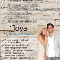 1+1 akció a Joya-tól
