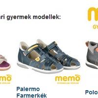 Új Memo nyári modellek