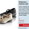 Walkmaxx balerinacipő