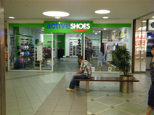 active shoes store budapest