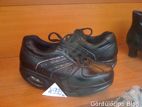 kínai gördülő cipő