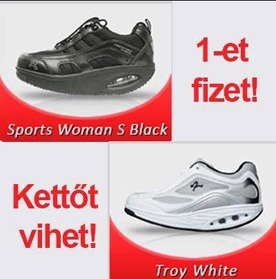 RYN 1 + 1 akció - Gördülő cipő 4317b9b5fe