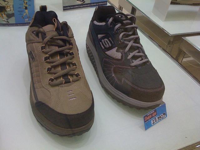 Felpróbáltam a Skechers Shape-Ups cipőt - Gördülő cipő 061368fd5f