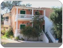 Korfu - Messonghi - Dinos Apartmanház