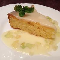Citrom torta - gluténmentes