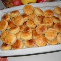 Krumplis pogácsa  / potato scones
