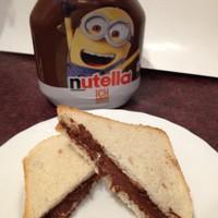 Nutellás szendvics