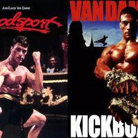Véres játék vs. Kickboxer
