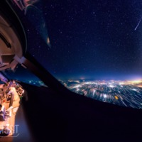 Szédületes világ 30.000 láb magasból