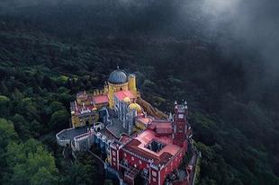 Sintra maga a csoda és Lisszabonhoz igen közel található