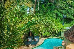 A világ legromantikusabb szállodájának kertje
