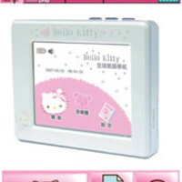 Hello Kitty GPS