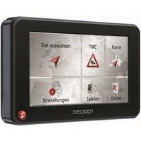 Becker Z217 GPS navigáció - A kamionos GPS