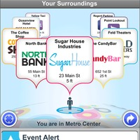 Sherpa, az Android navigátor