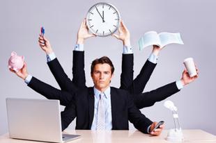 Hatékony időgazdálkodás 3. rész