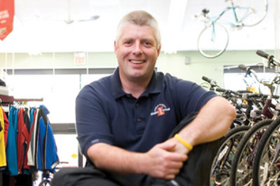 Chris Zane kerékpárboltja