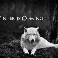 Jön a tél..