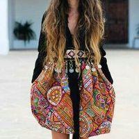 Bohó-hippi...